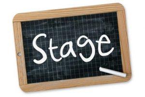 Stage ardoise