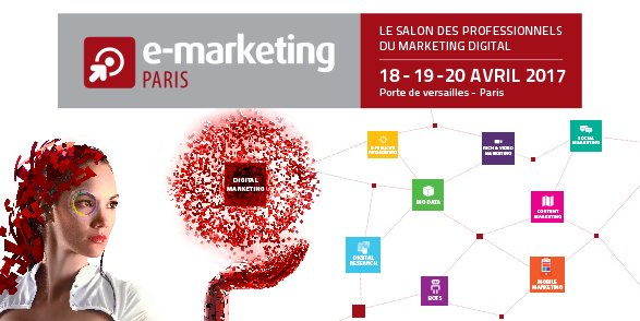 salon e marketing paris 2017 l 39 v nement networking ne