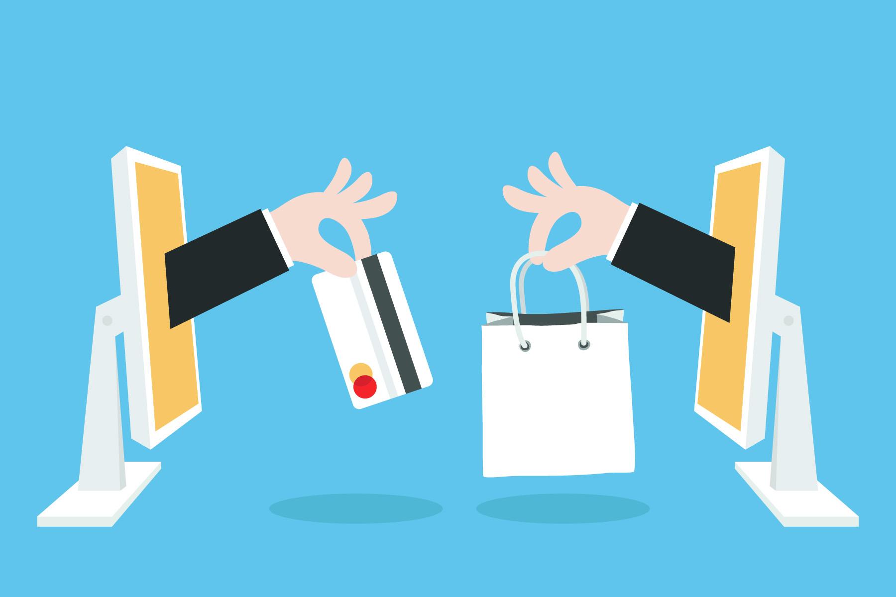 E-commerce : panier d'achat et paiement en ligne