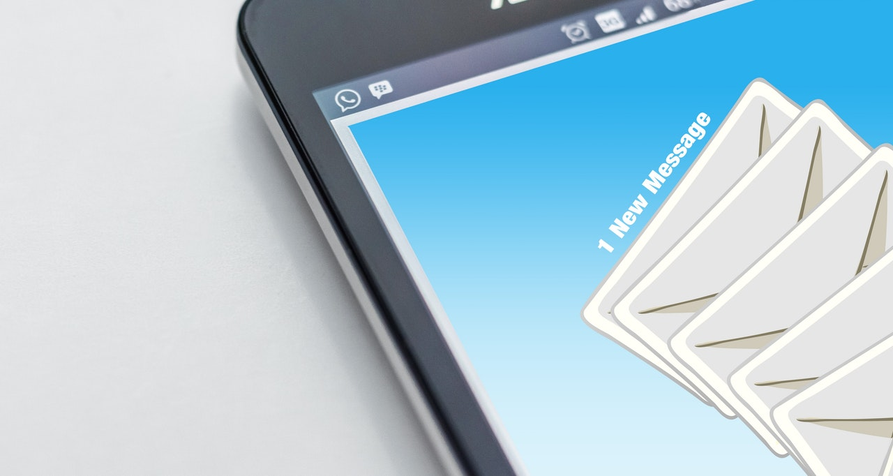 email marketing smartphone