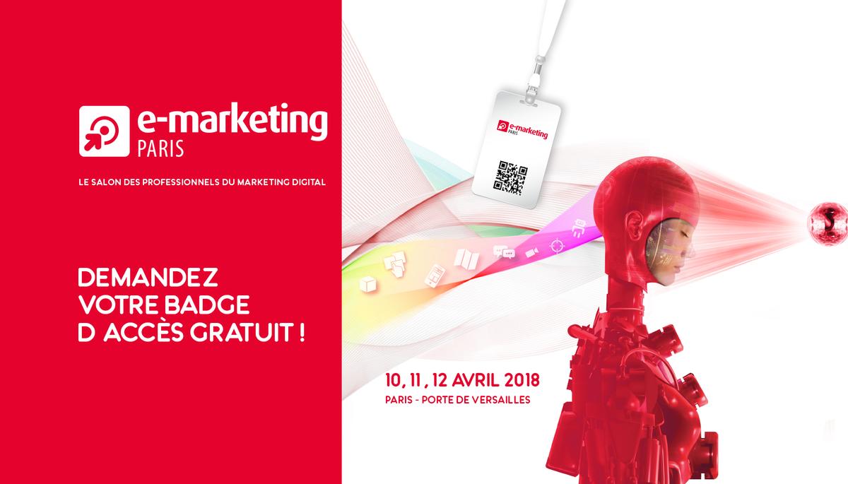 E-marketing Paris - 2018