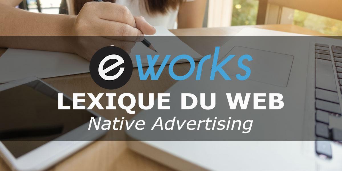 native advertising   d u00e9finition et exemple de native advertising