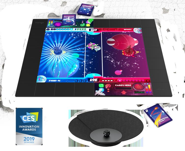 CES 2019 : SquareOne la console de Wizama