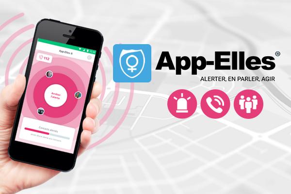 CES 2019 : App-Elles