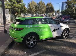 CES 2019 / Drive4U, la voiture autonome de Valeo
