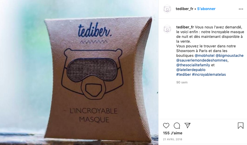Tediber-communication