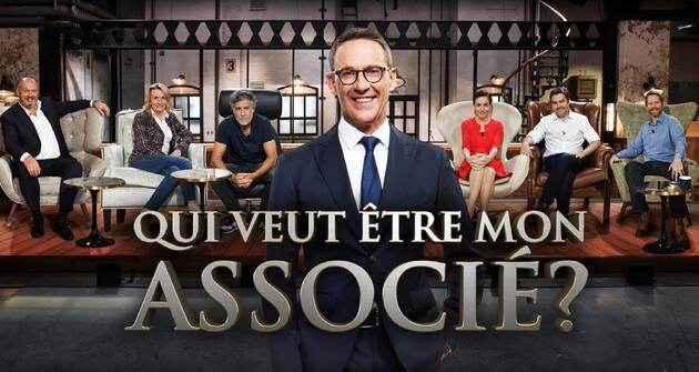 Julien Courbet présente une nouvelle émission destinée aux entrepreneurs.