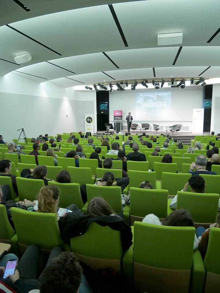 Évènement organisé par le SEOCamp présent notre agenda des salons du webmarketing & digital