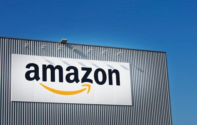 Amazon et ses entrepots en France