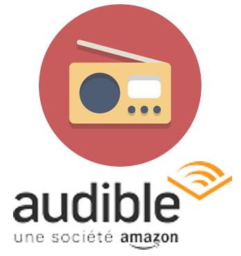 Votre livre audio gratuit sur Audible d'Amazon